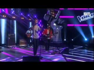 Lars Vaular & Sondre Lerche - Øynene Lukket - Live @ The Voice Finalen på TV2