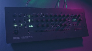 Korg Minilogue XD Module - Sound Demo (No Talking)