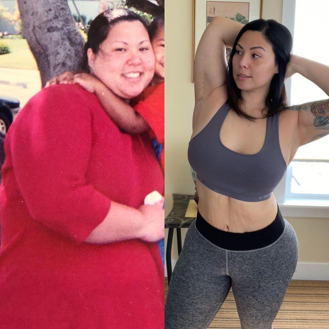 Девушка похудела на рекордные для себя 65 кило, услышав мнение врача :«До старости не доживете».