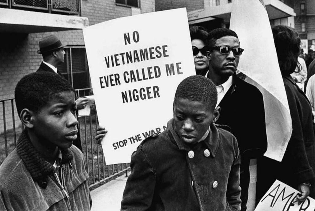"""""""Вьетнамцы никогда не звали меня ниггером""""."""