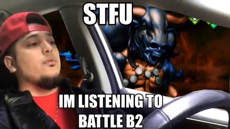 STFU I'M LISTENING TO BATTLE B2 Shin Megami Tensei IV