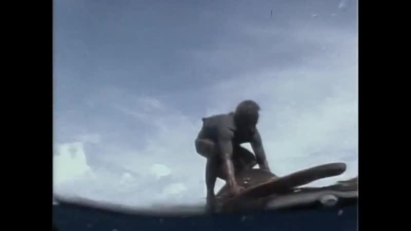 17 1989 Папуа Новая Гвинея I Машина времени Подводная одиссея команды Кусто