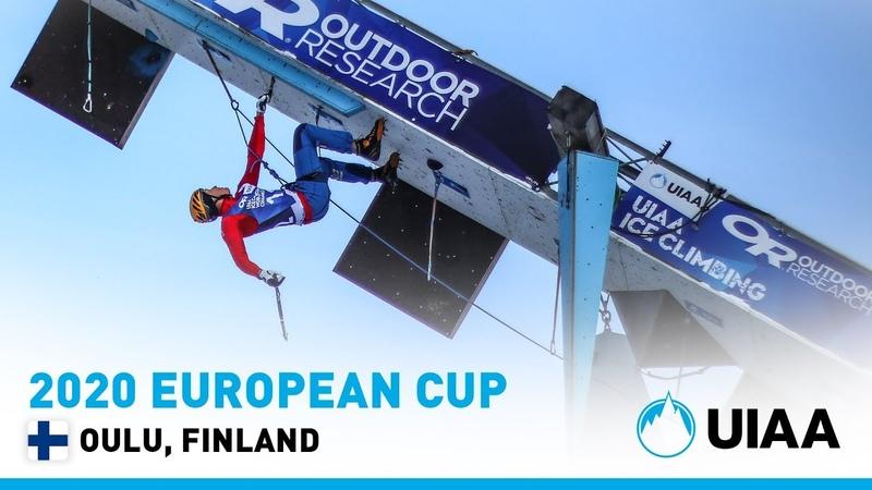 LIVE Oulu Finland 2020 UIAA European Cup Finals