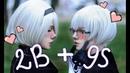 ✿ Cosplay VLOG | 2B 9S | NieR: Automata ✿