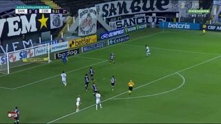 GOL DE MARCOS LEONARDO! Santos 1 x 0 Corinthians - Campeonato Brasileiro