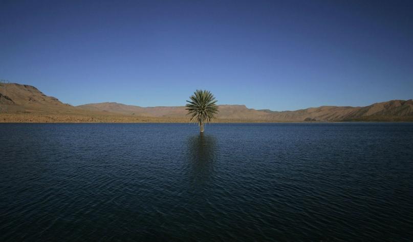 Огромная река когда-то существовала в пустыне Сахара