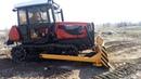 ДТ-75 рестайлинг - гусеничный трактор АгроПромХолдинг КС