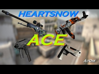 HEARTSNOW - ACE prod. by LONDY(небольшая нарезка под музыку)