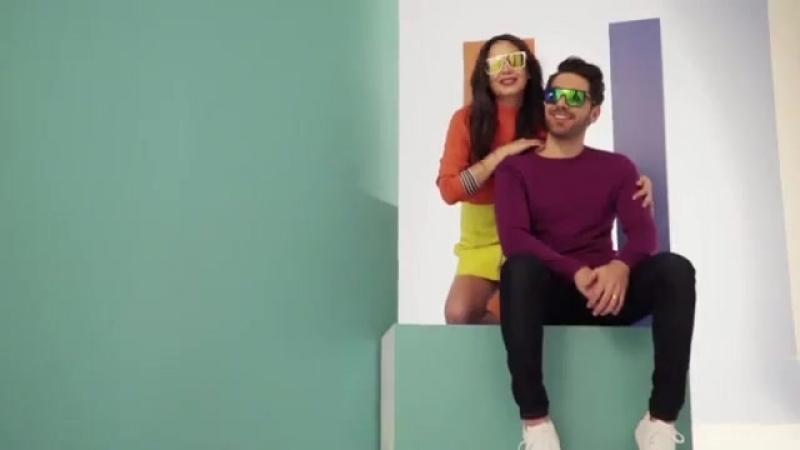 Неслихан и Кадир для Polaroid Eyewear Trkiye