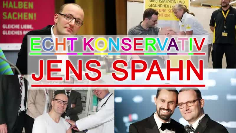 Echt konservativ - Jens Spahn