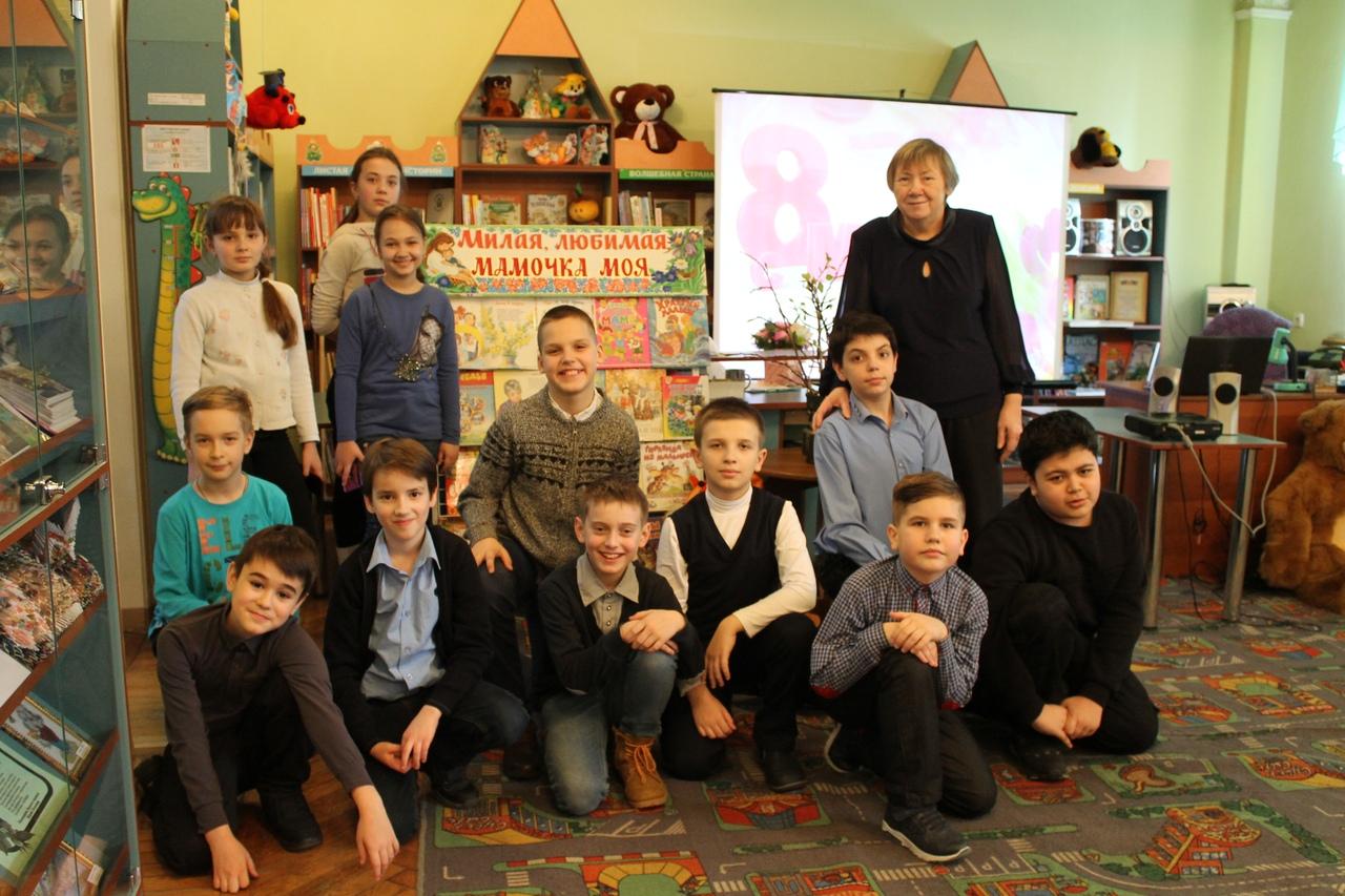 донецкая республиканская библиотека для детей, отдел обслуживания дошкольников и учащихся 1-4 классов, весенний праздник, занятия с детьми