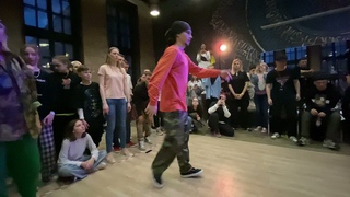 Battle HIP-HOP PRO 1/8 | Kuallchik vs Marusya | Home Buck 4