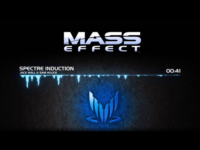Mass Effect Spectre Induction by Jack Wall Sam Hulick