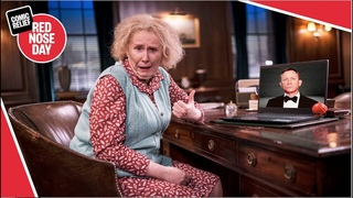 James Bond vs Nan Starring Catherine Tate | Comic Relief: Red Nose Day 2021