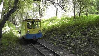 Zu Gast bei der Buchhorster Waldbahn