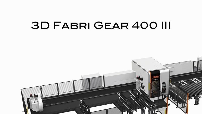 3D FABRI GEAR 400 III