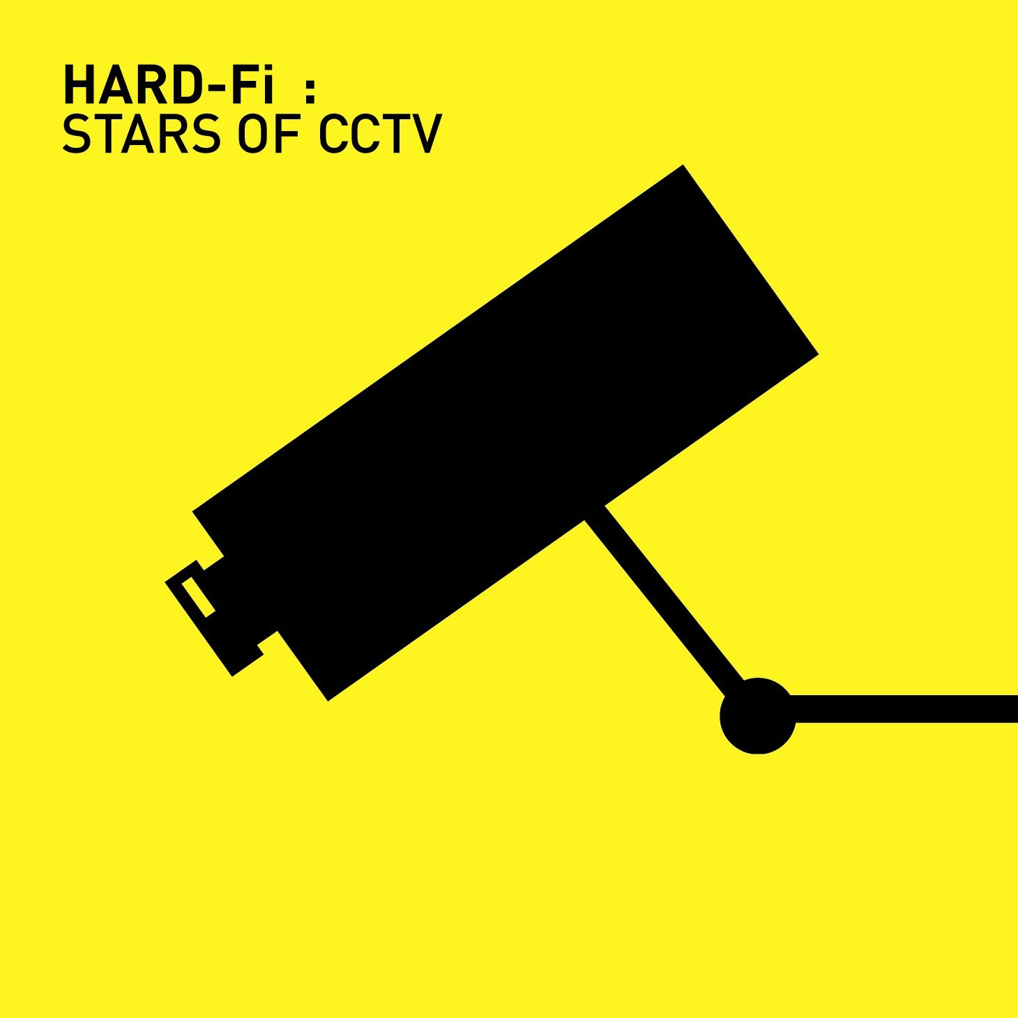 Hard-Fi album Stars of CCTV