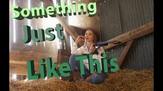 The Chainsmokers & Coldplay -SOMETHING JUST LIKE THIS- VIOLIN cover by SOFIA SPILBERG