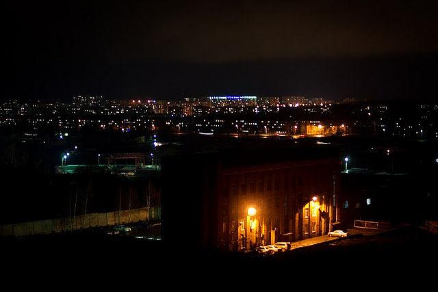 Доброй ночи, Прокопьевск!