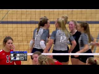 [CCX Media] Girls High School Volleyball: Champlin Park vs. Lakeville North