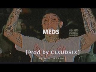 """[FREE] Lil Skies  x Trippie Redd Type Beat 2021 """"Meds""""   Prod. Clxudsix"""