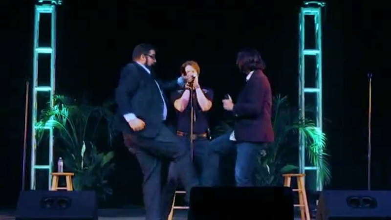 Home Free's Guilty Pleasures HILARIOUSLY derailed