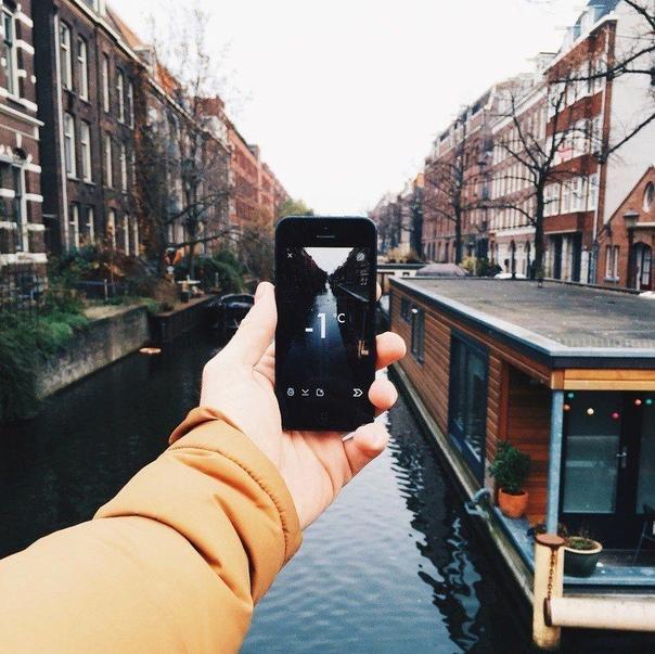 ПРЯМЫЕ рейсы в Амстердам за 7700 рублей туда-обратно из Москвы