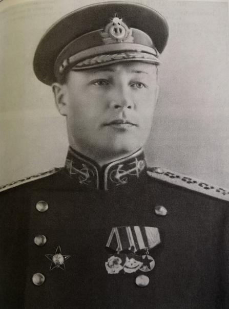 Главнокомандующий военно-морскими силами СССР адмирал флота Н.Г. Кузнецов