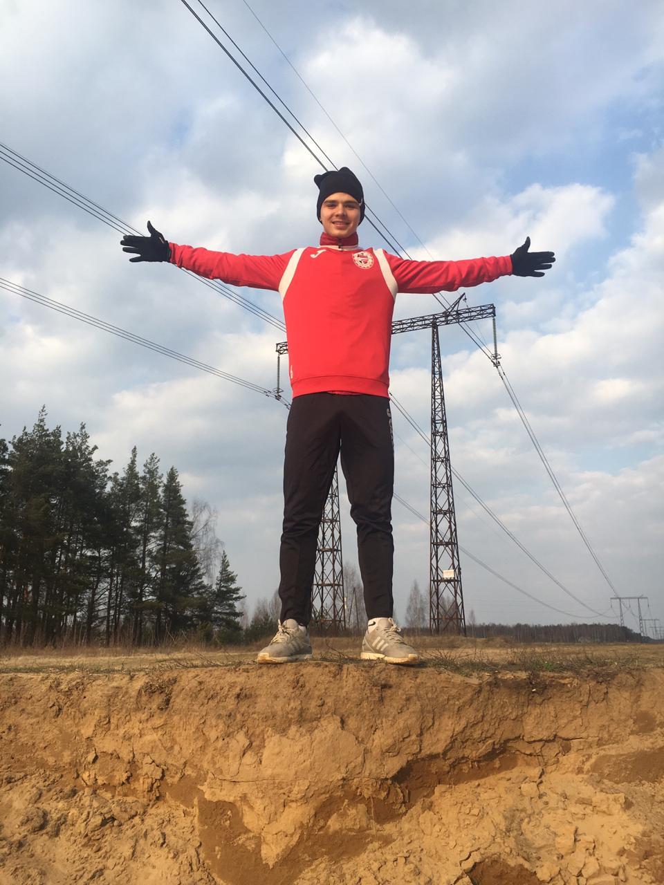 Антон Смирнов. Личное фото.