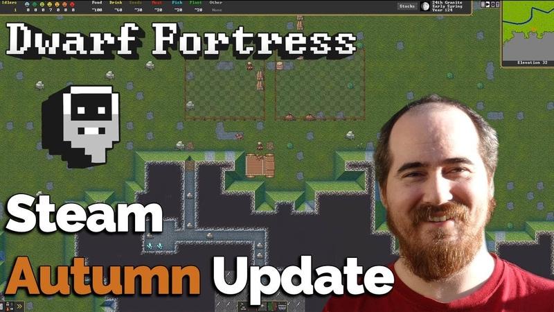 Dwarf Fortress Steam Autumn Dev Update Gameplay Menus Zones