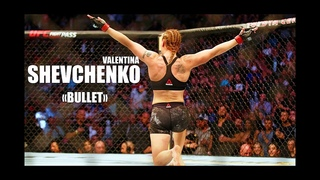 "Valentina ""BULLET"" Shevchenko - All UFC Highlight/Knockout/Trainingᴴᴰ"
