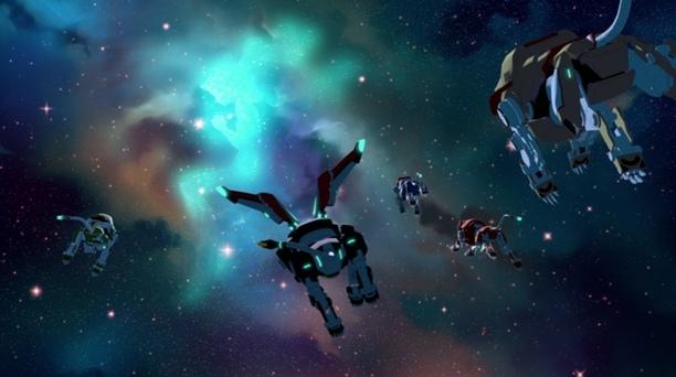 В погоне за призраками восьмого сезона(Voltron), изображение №23