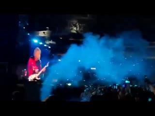 "Metallica исполнила ""группу крови"" на русском языке [nr]"