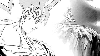 Goku Se Transforma En SSJ Por Primera Vez | Dragon Ball Z | Detailed Sketch | Musashi Miyamoto