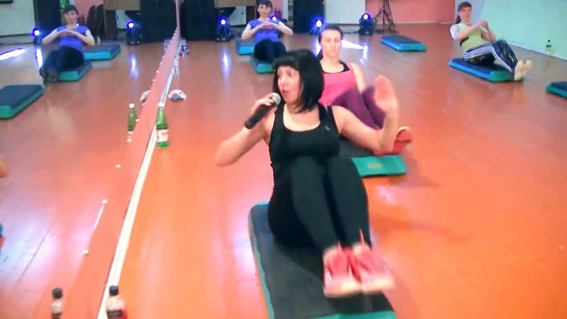 Силовые тренировки и функциональный тренинг в фитнес студии Совершенство