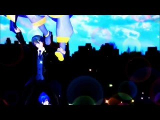 KAITO V3 StraightTrust Me (Drrr! ED)MMD/VOCALOID3