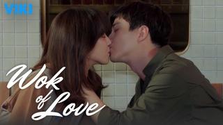 Wok of Love - EP26   Kiss Between Junho and Jung Ryeo Won [Eng Sub]