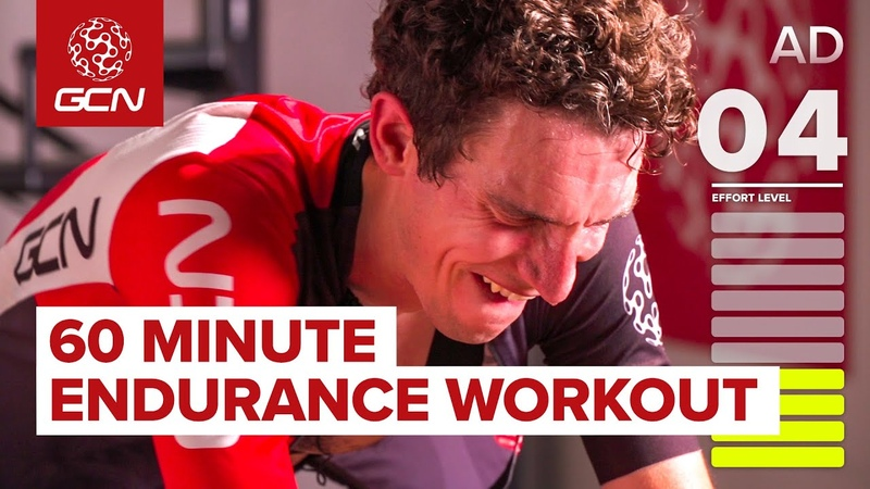 Indoor Cycling Workout | 60 Minute Endurance Intervals Fitness Training