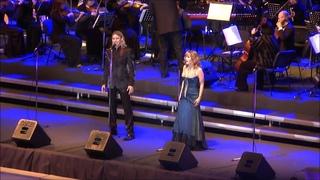 PARLAMI D'AMORE. поют - Олег Лоза и Мария Чудовская.