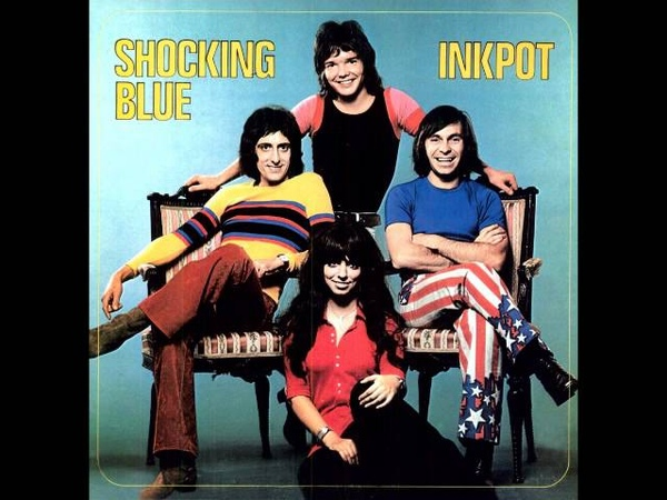 Shocking Blue Jambalaya