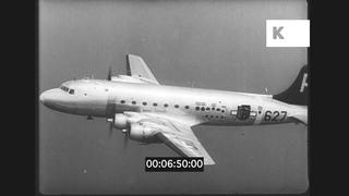 1946 USA, Atomic Bomb Testing In Bikini Atoll, Marshall Islands, Mushroom Cloud, Pre Cold War, 35mm