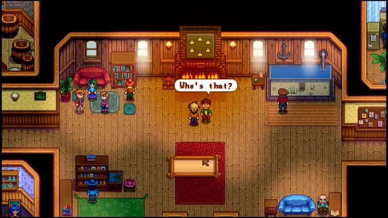 Hold to Reset Stardew Valley All Endings