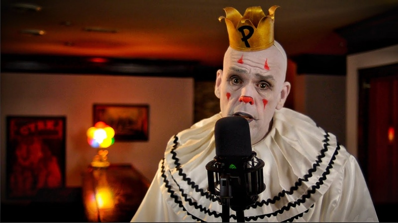 Puddles Pity Party Bridge Over Troubled Water Simon Garfunkel cover