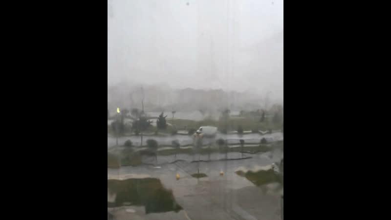 Дождик в Адлере