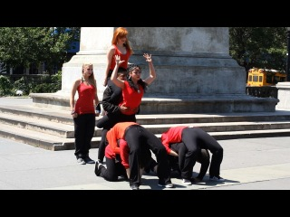 How to Dance Like Diversity: Transformers Dance | Hip Hop Dance Crew
