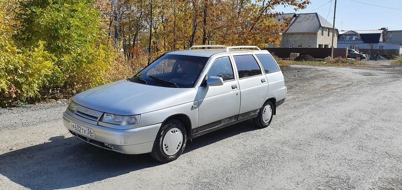 2111 2003 года выпуска цена 100 000  машина в | Объявления Орска и Новотроицка №9781