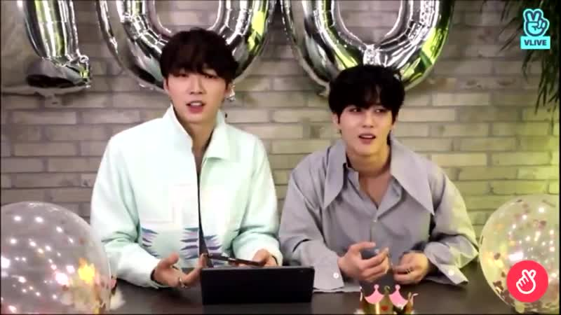 20200313 100th day VLIVE