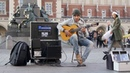 Amazing street guitar performance by Imad Fares Gipsy Kings cover