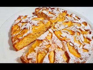 Яблочный пирог🍏🍎Такого Вкусного Пирога Я Еще Не Ела - Lena Li Вкусная Италия