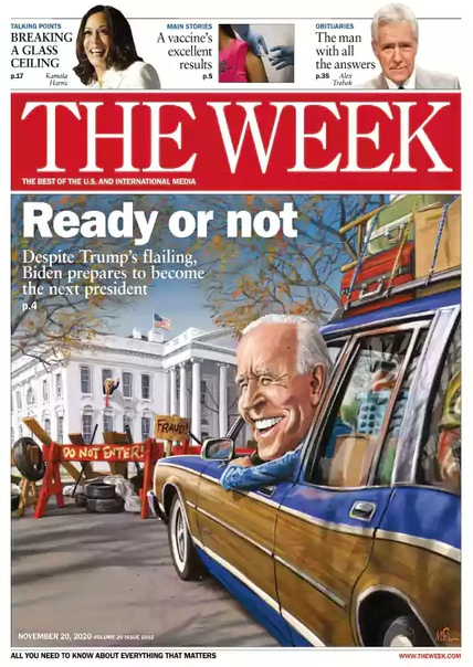 The Week USA - Vol. 20 Issue 1002  November 20  2020